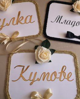 Сватбени табели